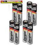 ENERGIZER ALKALINE POWER AAA CERUZA ALKÁLI ELEM LR03, 1.5V