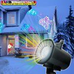 54916 - LED-es partyfény (halloween,születésnap,mikulás,karácsony)