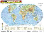 Tanulói munkalap, A4, STIEFEL Föld domborzata/ A Föld országai