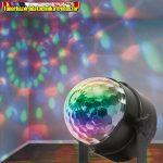 54915 - LED-es partyfény - mágikus kristály