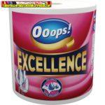 Ooops! EXCELLENCE (250 lap/tek) – Háztartási papírtörlő (3 rétegű) (kéztörlő)