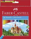 Faber Castell Színes ceruza 24-es