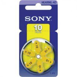 Sony hallókészülék elemek