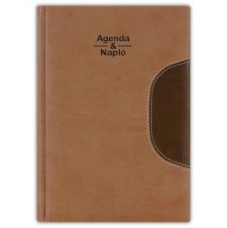 Határidőnapló, agenda A/5 heti 2021