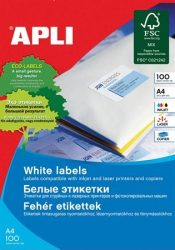 Apli univerzális etikettek(öntapadó címkék)