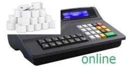 Online pénzárgépekhez( thermotekercs)
