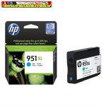 HP 951XL CN046AE No 951XL ciánkék Officejet Pro 8100 8600 eredeti tintapatron (1500 old.)