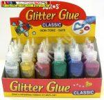 Amos ragasztó glitter 22ml
