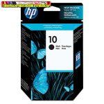 Hp C4844A No.10. eredeti Business Inkjet 1100 ,2200 ,2250 , 2300 , 2600 , 2800 ,3000 valamint Color Inkjet cp 1700 valamint OfficeJet K850, 9110, 9120, 9130 nyomtatókhoz (69ml/1750 old.)