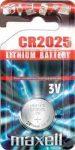 Maxell CR 2025 gombelem (cr2025)