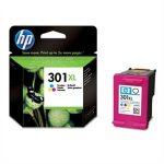 HP CH564EE No 301XL eredeti  háromszínű tintapatron DJ 1050, 2050 nyomtatókhoz (330 old.) [CH564EE]