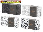Kozmetikai kendő, 2 rétegű, 100 lap/ doboz (KHH144)