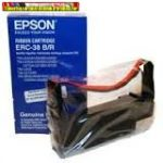 Epson ERC38B/R eredeti festékszalag black/red (erc-38,erc 38) S015376