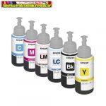 EPSON eredeti  tintapatronok T6731,T6732,T6733,T6734,T6735,T6736 70ml/szín