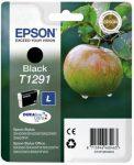 Epson T1291 eredeti black tintapatron 11,2ml