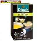 Dilmah Green tea 30g (20filter) natúr