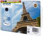 Epson T70214010 Black tintapatron 2,4K C13T70214010 (Eredeti)