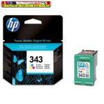 HP C8766E NO.343 color tintapatron eredeti (7ml/330 old.)