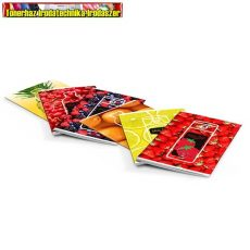 Füzet A/5 Pigna Fruits sima ( 20-32,20-42 ) 42lap