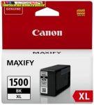 Canon PGI1500XL Patron Black  EREDETI (PGI-1500,PGI 1500)