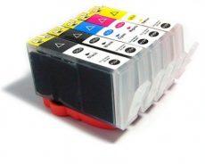 Hp 364XL utángyártott tintapatronok - CHIP NÉLKÜL- (CN684,CB322,CB323,CB324,CB325)