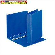 Esselte 49762 kék panorámás gyűrűskönyv, 40mm D gyűrű, 65 mm-es gerinccel - 4 gyűrűs