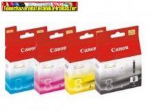 Canon CLI-8 Bk,C,M,Y eredeti tintapatronok