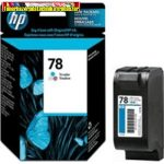 Hp C6578A No.78  tintapatron eredeti (38ml/970 old.)
