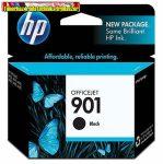 HP CC653A No.901 fekete tintapatron (Officejet J4580, J4660, J4680 nyomtatókhoz, 200 old.)