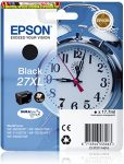 Epson T2711 black eredeti tintapatron 17,7ml C13T27114010