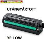 Samsung CLT-Y506L yellow UTÁNGYÁRTOTT Lézertoner 3,5K  (NAGY KAPACÍTÁSÚ)