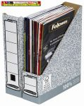 """Iratpapucs, karton, 80 mm, """"BANKERS BOX® SYSTEM by FELLOWES®"""" (IFW01860BB)"""