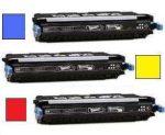 - Bontott, nem használt- Hp Q6471A,Q6472A,Q6473A   utángyártott toner