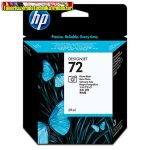 Hp C9397A No.72 eredeti tintapatron Ph. black 69ml