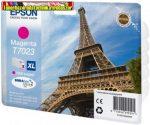 Epson T70234010 Magenta tintapatron 2K C13T70234010 (Eredeti)