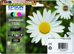 Epson 18XL T1816 multipack eredeti C13T18164010