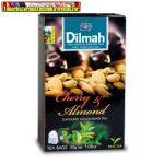 Dilmah Ceylon fekete tea 30g (20filter)Cherry&Mandula