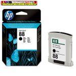 Hp C9385A No 88 eredeti fekete tintapatron    (Officejet K550 / K5400 / L7480 / L7580 / L7590 / L7680 / L7780 / K8600)  (20,5ml/850 old.)