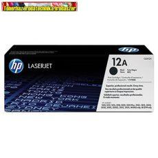 Eredeti HP Q2612A toner (Fekete festékkazetta Laserjet 1010/ 1012/ 1015/ 1018/ 1020/ 1022/ 3015/ 3020/ 3030/ 3050/ 3052/ 3055 M1005 nyomtatókhoz)  (2000 old.)