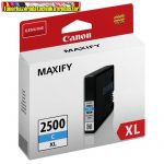 Canon PGI2500XL Patron Cyan EREDETI (PGI-2500,PGI 2500)