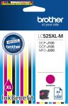 Brother LC525XL magenta eredeti tintapatron (1300old. 5%)