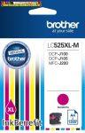 Brother LC525XL magenta eredeti tintapatron (1300old. 5%)