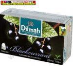 Dilmah Ceylon fekete tea 30g (20filter) feketeribizli