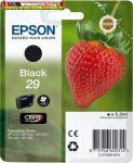 Epson eredeti T2981 tintapatron C13T29814010 fekete, 5,3ml