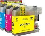 Brother LC123 standard color utángyártott tintapatronok