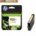 Hp 903Xl eredeti T6M11AE yellow tintapatron   825 old.(5%)