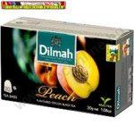 Dilmah Ceylon fekete tea 30g (20filter) őszibarack
