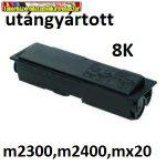 Epson Aculaser M2300,MX20 ,M2400  fekete utángyártott toner, 8K (S050582)