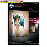 Hp CR672A Fotópapír, tintasugaras, A4, 300 g, fényes 20lap/cs
