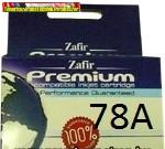 03-78 Hp C6578A Prémium utángyártott tintapatron